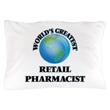 Unique Worlds greatest pharmacist Pillow Case