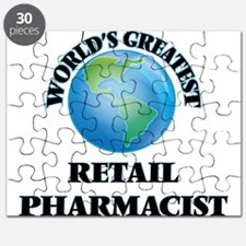 Funny Worlds greatest pharmacist Puzzle