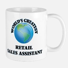 World's Greatest Retail Sales Assistant Mugs
