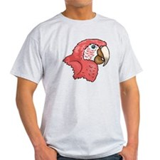 Macaw Head T-Shirt