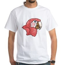 Macaw Head T-Shirt