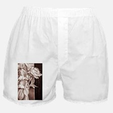 Infrared Bouquet Boxer Shorts