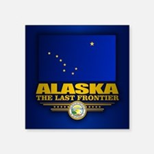 Alaska Flag Sticker