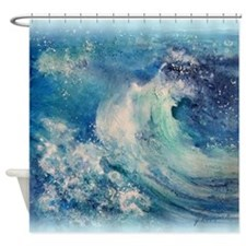 Sea Of Dreams Shower Curtain