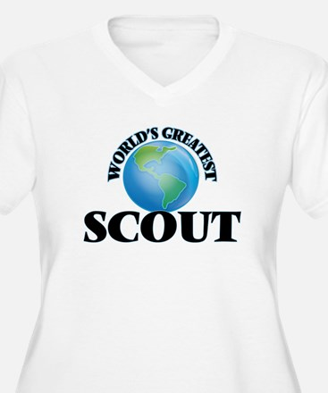 World's Greatest Scout Plus Size T-Shirt