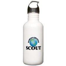 Cute Scouts Water Bottle