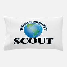 Unique Girl scout Pillow Case