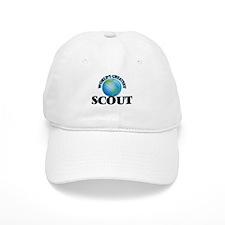 Cute Boy scout Baseball Cap