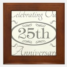 Cute 25 Framed Tile