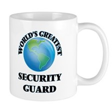World's Greatest Security Guard Mugs