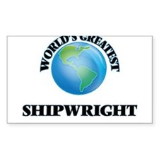 World's Greatest Shipwright Decal