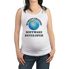 Unique Development Maternity Tank Top