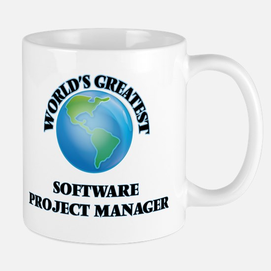 World's Greatest Software Project Manager Mugs