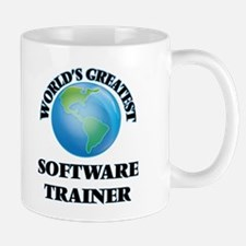 World's Greatest Software Trainer Mugs