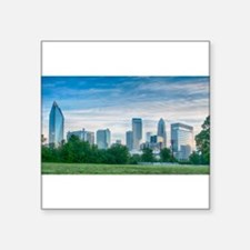 cahrlotte nc skyline Sticker