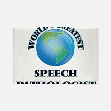 World's Greatest Speech Pathologist Magnets
