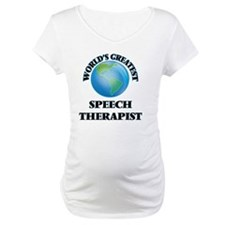 World's Greatest Speech Therapist Shirt