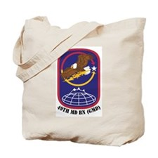 49th Missile Defense GMD Tote Bag
