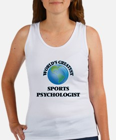 World's Greatest Sports Psychologist Tank Top