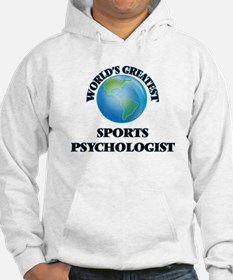Funny Sports psychology Hoodie