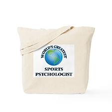 Cute Sports psychologists Tote Bag