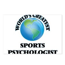 Cute Sports psychologists Postcards (Package of 8)