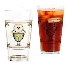 Sacraments Drinking Glass
