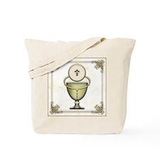 Sacraments Tote Bag