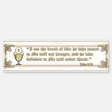 Sacraments Bumper Bumper Sticker