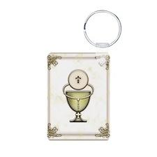 Sacraments Keychains