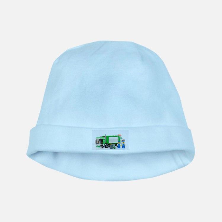 Cute Garbage truck baby hat
