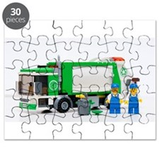 Cute Recycle Puzzle