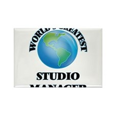 World's Greatest Studio Manager Magnets