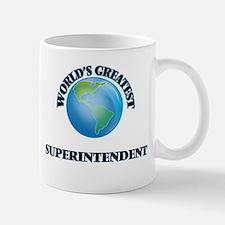 World's Greatest Superintendent Mugs