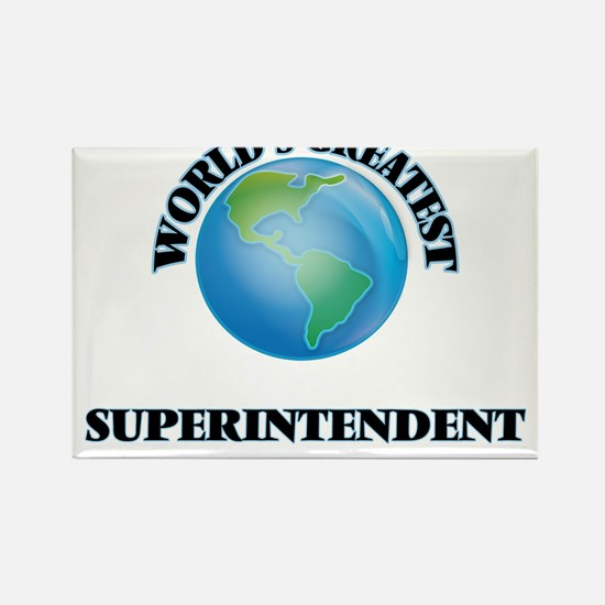 World's Greatest Superintendent Magnets