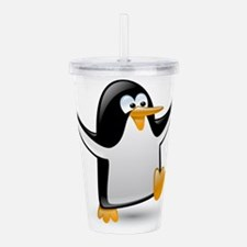 Cute Funny baby Acrylic Double-wall Tumbler