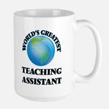World's Greatest Teaching Assistant Mugs
