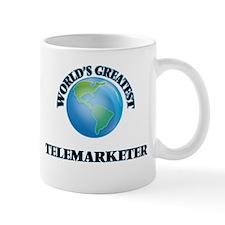 World's Greatest Telemarketer Mugs