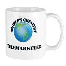 World's Greatest Telemarketer Mugs