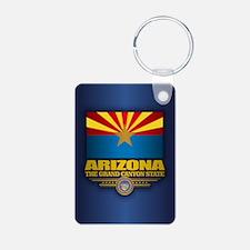 Arizona Flag Keychains