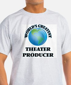 World's Greatest Theater Producer T-Shirt