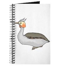 Grebe Bird Journal