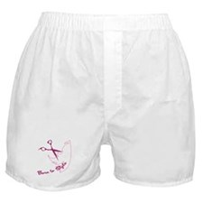 Born To Style Boxer Shorts