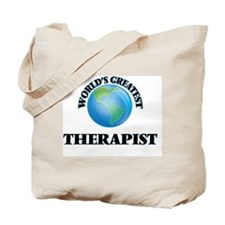 Funny Therapists psychology Tote Bag
