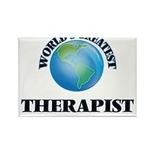 World's Greatest Therapist Magnets