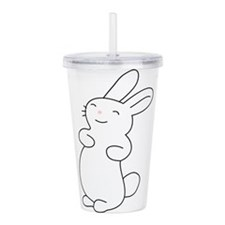 Cute Acrylic Double-wall Tumbler