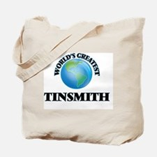 Unique World%27s greatest canner Tote Bag