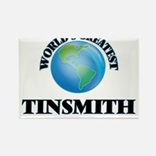 World's Greatest Tinsmith Magnets