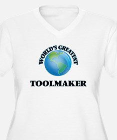 World's Greatest Toolmaker Plus Size T-Shirt