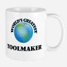 World's Greatest Toolmaker Mugs